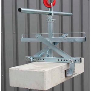 Pince PM pour bordures & boîtes de largeur 40 à 510 mm - Capacité 250 kg
