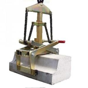 Pince pour éléments préfabriqués - Capacité 0,9 t à 5 t