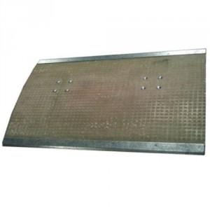 PP - Pont de chargement amovible en polyester pour faibles dénivellations - Capacité 4000 kg