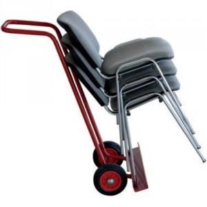Diable porte chaises empilables - Capacité 150 kg