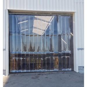 Portes souples à lanières PVC CS2