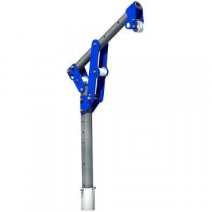 Potence de levage et de secours pliable DAVITRAC - Capacité 0,5 t
