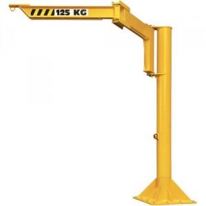 Potence sur colonne à rotation 180° + 300° PFA avec flèche articulée - Capacité 0,125 t et 0,25 t