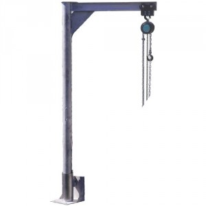 Potence PTE galvanisée ou inox - Capacité 250 kg