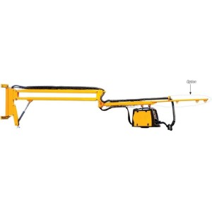 Potences murales support dévidoir fixes (PMSDF) et réglables (PMSDR) - Capacité 50 kg, Portée 3m et 4m
