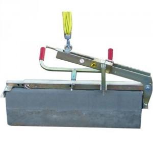 Pince automatique pour bordures de trottoir - Capacité 300 kg