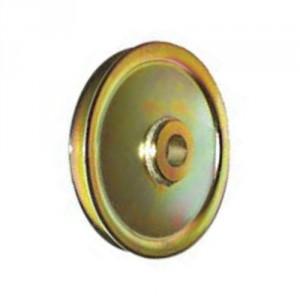 Réa pour câble sur bague bronze RBB - Ø 60 mm à 400 mm