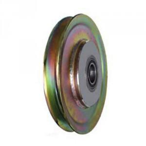 Réa pour câble sur roulement RBR - Ø 60 mm à 350 mm