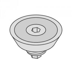 Réservation magnétique 6365 pour douilles HD - Pour filetage Rd 12 à 52