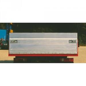 RPB30 - Hayon articulé en aluminium pour chariots élévateurs - Capacité 700 kg à 3500 kg