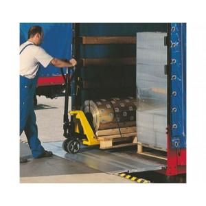 RPB40 - Hayon articulé en aluminium pour chariots élévateurs - Capacité 1400 kg à 4500 kg