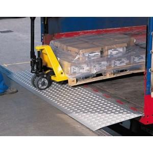 RWB - Hayon articulé en aluminium pour transpalettes - Capacité 1500 kg à 2500 kg
