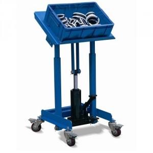 Servante à plateau inclinable HX - Capacité 150 kg