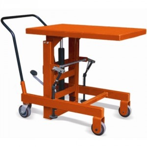 Table élévatrice CZ en porte-à-faux encastrable - Capacité 900 kg