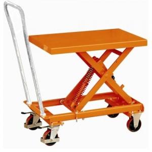 Table élévatrice manuelle CB à niveau constant - Capacité 210 kg