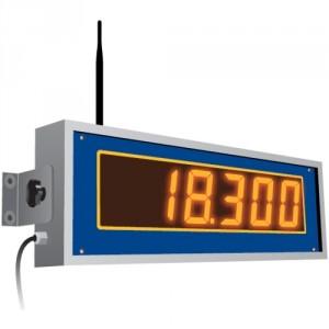 Tableau d'affichage LED SWSD avec liaison sans fil