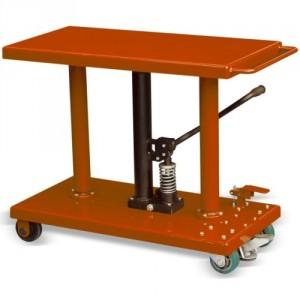 DM1048 - Table de mise à niveau hydraulique 455 kg 460X915 hauteur mini/maxi 760/1220 mm