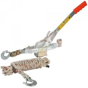 Tendeur pour fils et câbles à CORDE DMA - Capacité 350 kg