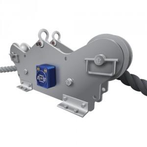 Tensiomètre électronique TIMH - Pour câbles Ø 4 mm à 89 mm