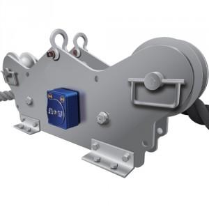 Tensiomètre TIMHRATX zone ATEX pour câbles Ø 4 à 89 mm - Capacité 10 t à 150 t