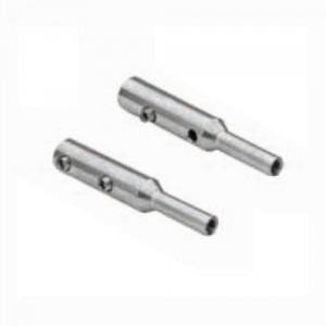 Mini-terminaison taraudée à montage manuel INOX MTT pour câbles Ø 2 mm à 4 mm