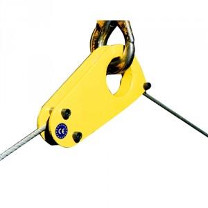 Tête d'équilibrage TC pour élingue câble Ø11, 13 et 18 mm - Capacité 2 t à 5 t
