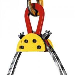 Tête équilibrage TF pour estrope câble Ø 9 mm à 32 mm - Capacité 1,5 t à 20 t
