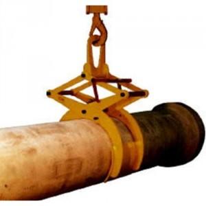 Pince TI pour tuyaux et tubes acier et béton - Capacité 0,5 t et 1 t