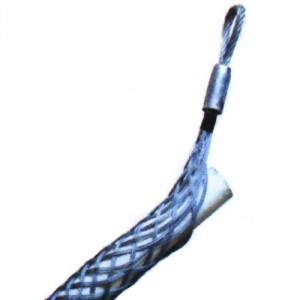 Tire-câble acier ouvert boucle déportée - Pour câble Ø 10 mm à Ø 95 mm