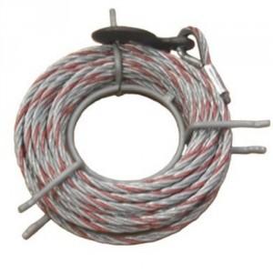 Câble spécial TIRFOR équipé d'un crochet - Livré sur touret