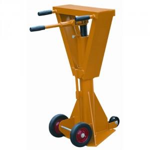 Béquille de sécurité BQ60 pour remorque - Capacité 45 t