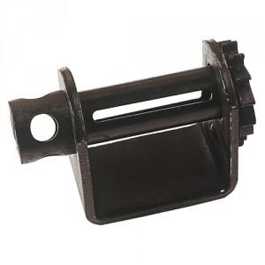 Touret d'arrimage T10 avec platine à SOUDER - Pour sangle maxi 100 mm , câble, corde...
