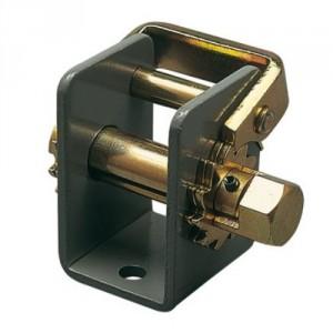 Touret d'arrimage T05 avec platine A VISSER - Pour sangle maxi 50 mm, câble, corde...