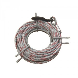 Câbles et accessoires pour treuil électrique à câble passant Tirak
