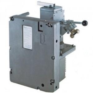 Treuil pneumatique à câble passant TIRAK XA - Levage et traction dans les 2 SENS - Capacité 0,3 t à 2 t