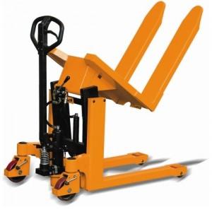 Transpalette basculeur manuel et électrique TL & TLE - Capacité 1000 kg