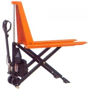 Transpalette électrique haute levée HEB - Capacité 1000 kg