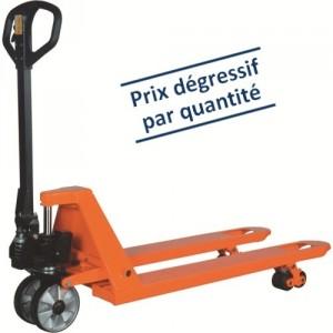 Transpalette manuel CBG standard - Capacité 2500 kg