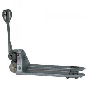 Transpalette manuel galvanisé standard AZC - Capacité 2500 kg