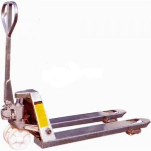 Transpalette manuel galvanisé standard AZC - Capacité 2000 kg