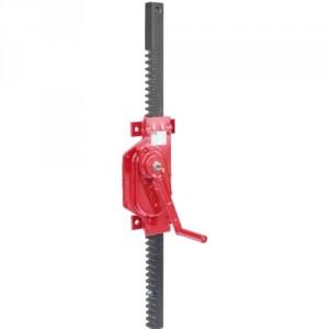 Treuil à crémaillère TCMM à fixation murale - Capacité 1,5 t à 5 t