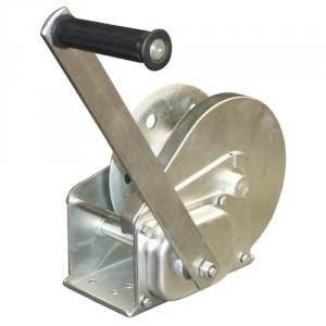Treuil de halage autofreiné TWZ & TWR - ZINGUE ou INOX - Capacité 0,18 t à 0,59 t