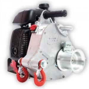 Treuil de tirage à essence haute-vitesse PORTABLE WINCH PCW5000-HS