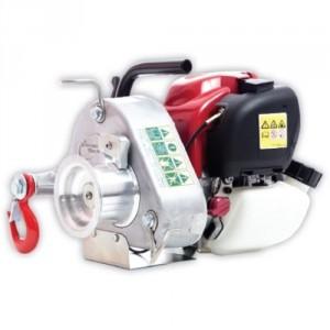 Treuil de tirage à essence PORTABLE WINCH PCW 3000 - force de tire maxi : 700kg