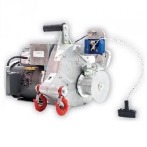 Treuil de tirage/levage électrique C.A. PORTABLE WINCH PCT 1800 - Force de tir maxi : 820 kg