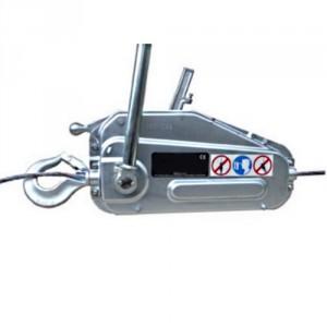 Treuils manuels à câble passant TIRFOR tire fort TU 8, TU 16 & TU 32 - Capacité 0t8, 1t6 & 3t2