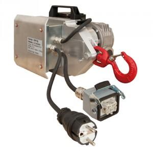 Palan électrique portable à câble passant MCM - Capacité 150 kg à 500 kg