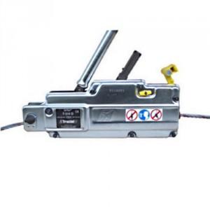 Treuils manuels à câble passant TIRFOR tire fort T508, T516 & T532 - Capacité 0t8, 1t6 & 3t2