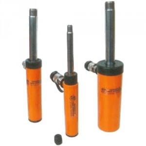 Vérins hydrauliques simple effet de traction - Capacité 2,5 t, 5 t et 10 t